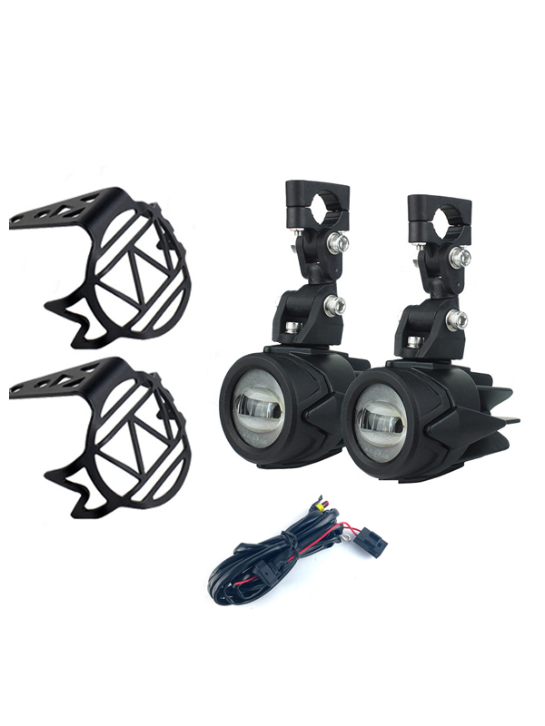 AUXILIARY FRONT LIGHT SET