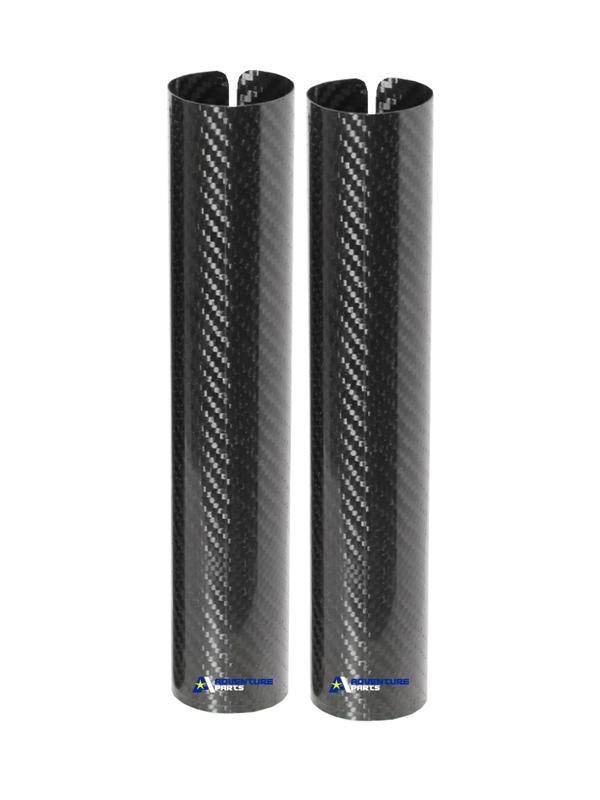 Carbon Fiber Fork Guards Yamaha Tenere